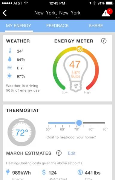 WeatherBug Home